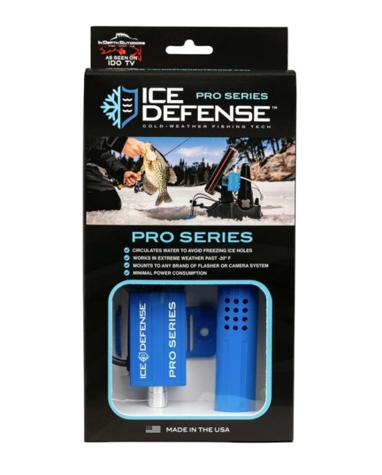 ICE DEFENSE BOX FRONT