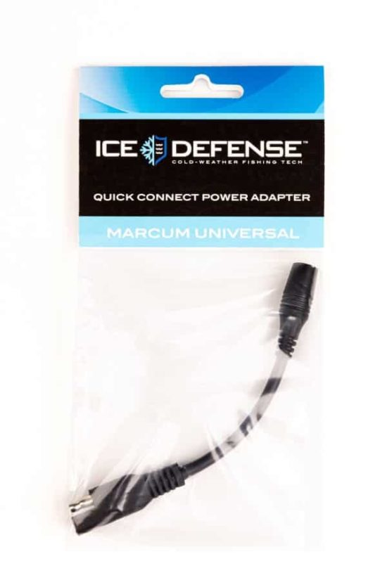 Marcum Universal Quick Connect Power Adapter