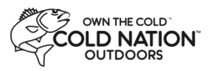 own the cold b and w logo